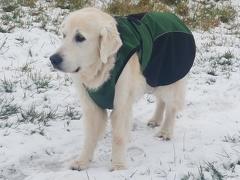 XAVI winterfest eingepackt :-)
